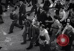 Image of Italian Partisans round up several Fascist officials Ivrea Italy, 1945, second 8 stock footage video 65675036692
