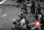 Image of Italian Partisans round up several Fascist officials Ivrea Italy, 1945, second 11 stock footage video 65675036692