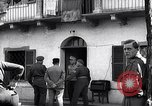 Image of German officer surrenders to British officers Ivrea Italy, 1945, second 5 stock footage video 65675036694