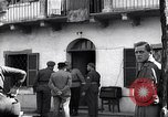 Image of German officer surrenders to British officers Ivrea Italy, 1945, second 6 stock footage video 65675036694
