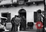 Image of German officer surrenders to British officers Ivrea Italy, 1945, second 9 stock footage video 65675036694