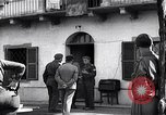 Image of German officer surrenders to British officers Ivrea Italy, 1945, second 10 stock footage video 65675036694