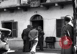 Image of German officer surrenders to British officers Ivrea Italy, 1945, second 11 stock footage video 65675036694