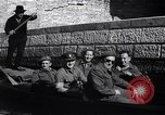 Image of British soldiers in gondolas Venice Italy, 1945, second 8 stock footage video 65675036696