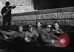 Image of British soldiers in gondolas Venice Italy, 1945, second 11 stock footage video 65675036696