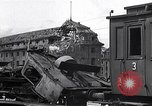 Image of destroyed Munich Railroad Station Munich Germany, 1945, second 11 stock footage video 65675036700