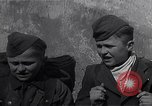 Image of young German soldiers Imst Austria, 1945, second 10 stock footage video 65675036702