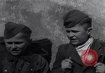 Image of young German soldiers Imst Austria, 1945, second 11 stock footage video 65675036702