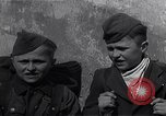 Image of young German soldiers Imst Austria, 1945, second 12 stock footage video 65675036702