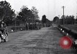 Image of German troops march Ivrea Italy, 1945, second 7 stock footage video 65675036703