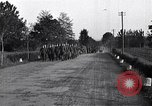 Image of German troops march Ivrea Italy, 1945, second 10 stock footage video 65675036703