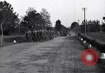 Image of German troops march Ivrea Italy, 1945, second 11 stock footage video 65675036703
