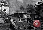 Image of fire at headquarters Florence Italy, 1945, second 6 stock footage video 65675036708