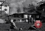Image of fire at headquarters Florence Italy, 1945, second 7 stock footage video 65675036708