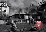 Image of fire at headquarters Florence Italy, 1945, second 8 stock footage video 65675036708
