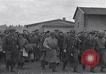 Image of United States and Russian soldiers Lubz Germany, 1945, second 3 stock footage video 65675036711