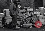 Image of debris left by German Army Ludwigslust Germany, 1945, second 7 stock footage video 65675036712