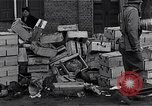 Image of debris left by German Army Ludwigslust Germany, 1945, second 10 stock footage video 65675036712
