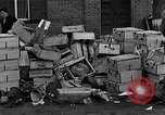 Image of debris left by German Army Ludwigslust Germany, 1945, second 11 stock footage video 65675036712