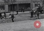 Image of debris left by German Army Ludwigslust Germany, 1945, second 6 stock footage video 65675036713