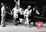 Image of Cambridge versus Oxford shell boat race London England United Kingdom, 1900, second 3 stock footage video 65675036714