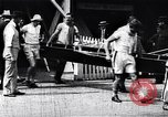 Image of Cambridge versus Oxford shell boat race London England United Kingdom, 1900, second 4 stock footage video 65675036714