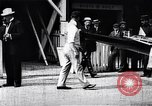 Image of Cambridge versus Oxford shell boat race London England United Kingdom, 1900, second 9 stock footage video 65675036714