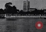 Image of racing shell race London England United Kingdom, 1900, second 12 stock footage video 65675036715