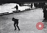 Image of ice skating United Kingdom, 1900, second 3 stock footage video 65675036716