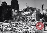 Image of dynamite explosion Palestine, 1947, second 9 stock footage video 65675036720