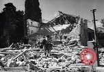 Image of dynamite explosion Palestine, 1947, second 11 stock footage video 65675036720