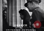 Image of King Paul takes oath as new monarch Athens Greece, 1947, second 2 stock footage video 65675036721