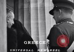 Image of King Paul takes oath as new monarch Athens Greece, 1947, second 3 stock footage video 65675036721