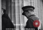 Image of King Paul takes oath as new monarch Athens Greece, 1947, second 4 stock footage video 65675036721
