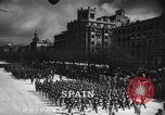 Image of 8th anniversary of National Victory Madrid Spain, 1947, second 2 stock footage video 65675036722