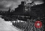 Image of 8th anniversary of National Victory Madrid Spain, 1947, second 6 stock footage video 65675036722