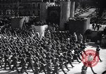 Image of 8th anniversary of National Victory Madrid Spain, 1947, second 7 stock footage video 65675036722