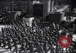 Image of 8th anniversary of National Victory Madrid Spain, 1947, second 9 stock footage video 65675036722