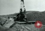 Image of oil drilling Masjed Soleyman Iran, 1908, second 12 stock footage video 65675036727