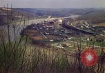 Image of Jones & Laughlin Steel Plant Aliquippa Pennsylvania USA, 1970, second 8 stock footage video 65675036731