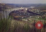 Image of Jones & Laughlin Steel Plant Aliquippa Pennsylvania USA, 1970, second 9 stock footage video 65675036731