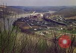 Image of Jones & Laughlin Steel Plant Aliquippa Pennsylvania USA, 1970, second 10 stock footage video 65675036731