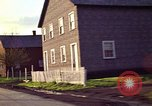Image of houses in countryside Aliquippa Pennsylvania USA, 1970, second 5 stock footage video 65675036732