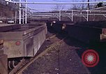 Image of Coal car dumping machine Aliquippa Pennsylvania USA, 1970, second 5 stock footage video 65675036734