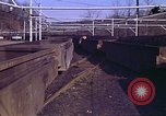 Image of Coal car dumping machine Aliquippa Pennsylvania USA, 1970, second 6 stock footage video 65675036734