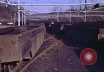 Image of Coal car dumping machine Aliquippa Pennsylvania USA, 1970, second 8 stock footage video 65675036734