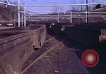 Image of Coal car dumping machine Aliquippa Pennsylvania USA, 1970, second 9 stock footage video 65675036734