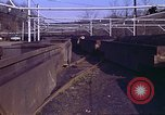 Image of Coal car dumping machine Aliquippa Pennsylvania USA, 1970, second 10 stock footage video 65675036734