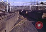 Image of Coal car dumping machine Aliquippa Pennsylvania USA, 1970, second 11 stock footage video 65675036734