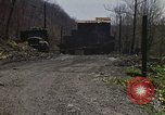 Image of Abandoned coal mine Aliquippa Pennsylvania USA, 1970, second 3 stock footage video 65675036735